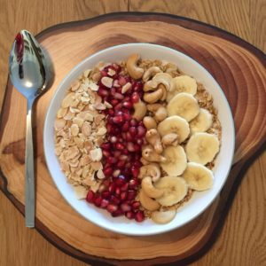 Super Fruit And Nut Acai Bowl